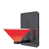 Contemporary LED 4 inch Dark Bronze Wall Sconce Wall Light