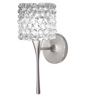 WAC Lighting WS57LED-G539WD/BN Eternity Jewelry LED 4 inch Brushed Nickel Wall Sconce Wall Light