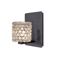 WAC Lighting WS58LED-G539WD/RB Eternity Jewelry 1 Light 4 inch Dark Bronze Wall Sconce Wall Light