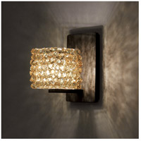 WAC Lighting WS58LED-G539CD/RB Eternity Jewelry 1 Light 4 inch Dark Bronze Wall Sconce Wall Light