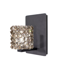 WAC Lighting WS58LED-G539BI/RB Eternity Jewelry 1 Light 4 inch Dark Bronze Wall Sconce Wall Light