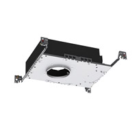 Aether Recessed Lighting Module White Shallow Recessed Housing Ceiling Light in 3000K, 85, 40 Degrees, 1375, Non-IC