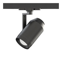 WAC Lighting WHK-LED523-930-BK Paloma 1 Light 277V Black Low Voltage Track Head Ceiling Light in 3000K, 90