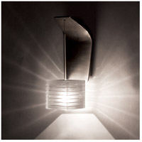 WAC Lighting WS72-G914FR/BN European LED 5 inch Brushed Nickel Pendant Wall Sconce Wall Light