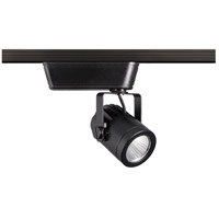 WAC Lighting L-LED160F-30-BK Precision 1 Light 120V Black Low Voltage Track Head Ceiling Light in 3000K, 85, 40 Degrees, L Track