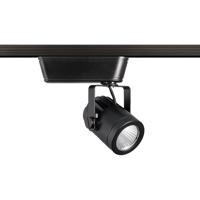 WAC Lighting J-LED160F-930-BK Precision 1 Light 120V Black Low Voltage Track Head Ceiling Light in 3000K, 90, 40 Degrees, J Track