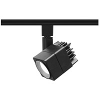 WAC Lighting L-LED207-30-BK Summit 1 Light 120V Black Line Voltage Track Head Ceiling Light in L Track