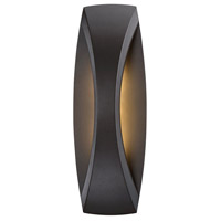 WAC dweLED Arch LED Indoor/Outdoor Wall Sconce in Bronze WS-W26518-BZ