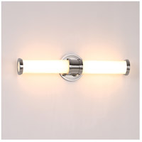 WAC Lighting WS-39522-PN Ashton LED 22 inch Polished Nickel Bath & Wall Light in 2700K, 22in, dweLED alternative photo thumbnail