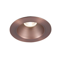 WAC Tesla Recessed Lighting LED High Output Trim in Copper Bronze HR3LEDT218PN930CB