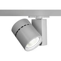 WAC Lighting L-1014N-930-WT 120v Track System 1 Light 120V White LEDme Directional Ceiling Light in 3000K 90 20 Degrees Title 24 L Track