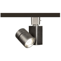 WAC Lighting H-1014N-840-BN 120v Track System 1 Light 120V Brushed Nickel LEDme Directional Ceiling Light in 4000K 85 20 Degrees H Track
