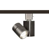 WAC Lighting L-1014N-840-BN 120v Track System 1 Light 120V Brushed Nickel LEDme Directional Ceiling Light in 4000K 85 20 Degrees L Track