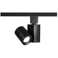 WAC Lighting J-1014F-930-BK 120V Track System 1 Light 120V Black LEDme Directional Ceiling Light in 3000K, 90, 40 Degrees, Title 24, J Track photo thumbnail