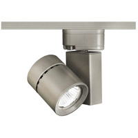WAC Lighting H-1035N-835-BN 120v Track System 1 Light 120V Brushed Nickel LEDme Directional Ceiling Light in 3500K 85 25 Degrees H Track