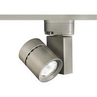 WAC Lighting L-1035F-835-BN 120v Track System 1 Light 120V Brushed Nickel LEDme Directional Ceiling Light in 3500K 85 55 Degrees L Track