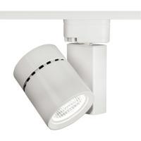 WAC Lighting J-1052N-835-WT 120v Track System 1 Light 120V White LEDme Directional Ceiling Light in 3500K 85 Narrow J Track