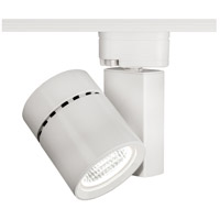 WAC Lighting H-1052F-827-WT 120v Track System 1 Light 120V White LEDme Directional Ceiling Light in 2700K 85 Flood H Track