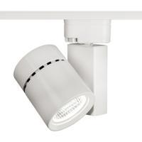 WAC Lighting H-1052F-830-WT 120v Track System 1 Light 120V White LEDme Directional Ceiling Light in 3000K 85 Flood H Track