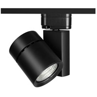 120V Track System 1 Light 120V Black LEDme Directional Ceiling Light in 3000K, 90, H Track, Flood
