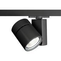 WAC Lighting WTK-1035N-840-BK Architectural Track System 1 Light 120V Black LEDme Directional Ceiling Light in 4000K 85 25 Degrees