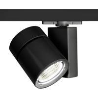 WAC Lighting WTK-1052F-927-BK Architectural Track System 1 Light 120V Black LEDme Directional Ceiling Light in 2700K, 90, 55 Degrees