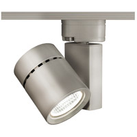 WAC Lighting Exterminator II LED 52W L Track Fixture 3500K Flood Beam in Brushed Nickel L-1052F-835-BN