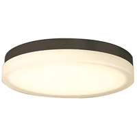 WAC Lighting FM-4115-30-BZ Slice LED 14 inch Bronze Flush Mount Ceiling Light in 3000K