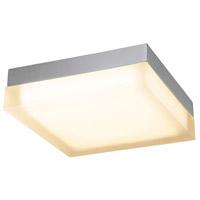 WAC Lighting FM-4012-30-BN Dice LED 12 inch Brushed Nickel Flush Mount Ceiling Light in 3000K