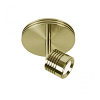 WAC Lighting MO-495-BR Display Lighting Brushed Brass 9 watt LED Surface Mount Directional