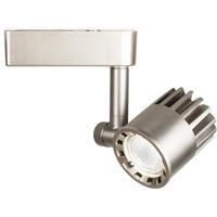 WAC Lighting H-LED20F-30-BN 120v Track System 1 Light 120V Brushed Nickel LEDme Directional Ceiling Light in 3000K 85 40 Degrees H Track