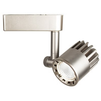 WAC Lighting J-LED20F-30-BN 120v Track System 1 Light 120V Brushed Nickel LEDme Directional Ceiling Light in 3000K 85 40 Degrees J Track