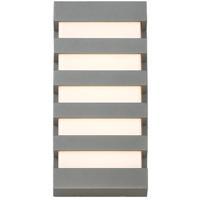 WAC Lighting WS-W23610-GH Folsom LED 5 inch Graphite ADA Wall Light in 10in