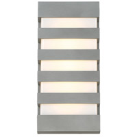 WAC Lighting WS-W23614-GH Folsom LED 7 inch Graphite ADA Wall Light in 14in