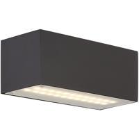 WAC Lighting WS-11807-BO Bric LED 7 inch Brushed Bronze ADA Wall Sconce Wall Light