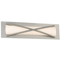 WAC Lighting WS-32621-BN Laced LED 5 inch Brushed Nickel ADA Wall Sconce Wall Light
