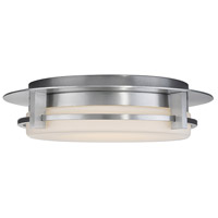 WAC Lighting FM-W33616-AL Compass LED 16 inch Brushed Aluminum Flush Mount Ceiling Light in 16in