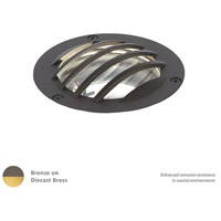 WAC Lighting 5030-GRD-BBR Landscape Bronzed Brass Rock Guard