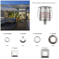 WAC Lighting 1021-30SS Landscape Stainless Steel Indicator Light alternative photo thumbnail