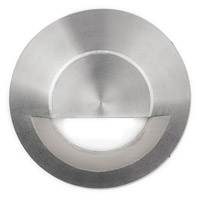 WAC Lighting 2041-30SS Landscape 12v 4.00 watt Stainless Steel Step and Wall Light
