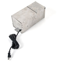 WAC Lighting 9075-TRN-SS Outdoor Landscape Stainless Steel Power Supply 75 watt