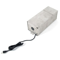 WAC Lighting 9300-TRN-SS Landscape Stainless Steel Power Supply