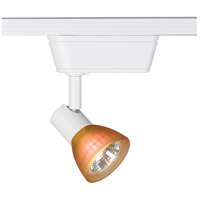 WAC Lighting LHT-8141-AM/WT HT-814 1 Light 120V White Track Lighting Ceiling Light