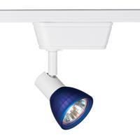 WAC Lighting JHT-8141-BL/WT HT-814 1 Light 120V White Track Lighting Ceiling Light