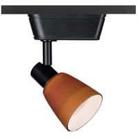 WAC Lighting HHT-8144-AM/BK HT-814 1 Light 120V Black Track Lighting Ceiling Light