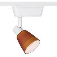 WAC Lighting JHT-8144-AM/WT HT-814 1 Light 120V White Track Lighting Ceiling Light