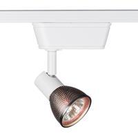 WAC Lighting JHT-8146-BN/WT HT-814 1 Light 120V White Track Lighting Ceiling Light