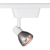 WAC Lighting LHT-8146LED-BN/WT HT-814 1 Light 120V White Track Lighting Ceiling Light