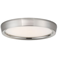 WAC Lighting FM-16617-BN Planets LED 17 inch Brushed Nickel Flush Mount Ceiling Light in 17in, dweLED