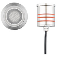Landscape Stainless Steel Indicator Light